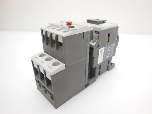 LS Contactor 240VAC MC-9b w/ MT-32 thermal overload relay