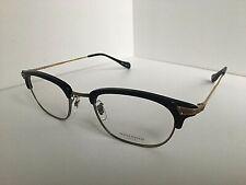 New Oliver Peoples OV 1126T 5039 MBK/LG Diandra 49mm Clubmaster Eyeglasses Japan