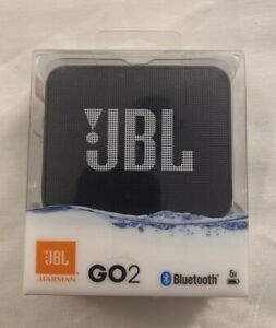 Harman Jbl Go 2 Black Speaker