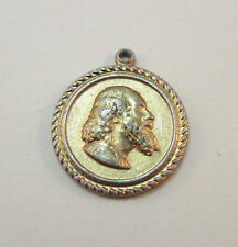 ST. JUDE COPPER TONE MEDAL MARKED  W GERMANY **