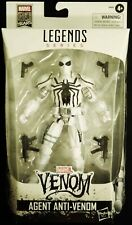 "AGENT ANTI VENOM MARVEL LEGENDS 80th YEAR EXCLUSIVE 2019 HASBRO 6"" ACTION FIGURE"