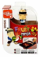 NINJA PER TAGLIARE FRUTTA IN FRUIT NINJA SU GIOCO SMARTPHONE FIGURE NUOVA!!!