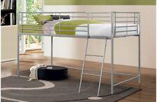 Luna Midi Sleeper Bed With Ladder Space Saving+ Mattress COLLECTION ONLY.