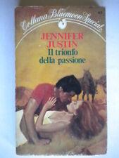 il trionfo della passionejustin jenniferbluemoon romanzi rosa storici harmony