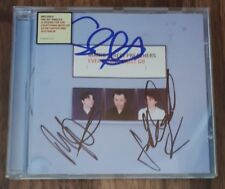 Manic Street Preachers cd album, hand signed in person by all 3 members.