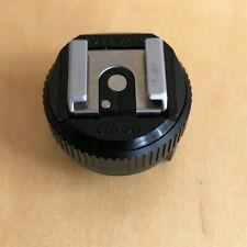 Nikon AS-4 Flash Unit Coupler for F3