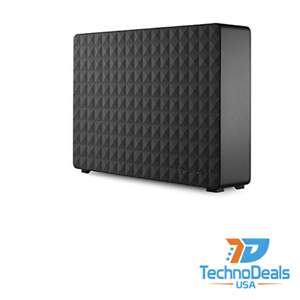 Seagate Expansion 8TB Desktop External Hard Drive STEB8000100 USB 3.0