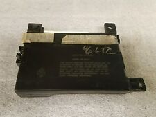 ACTUAL ITEM Lincoln Town 1996 car lock module with key code