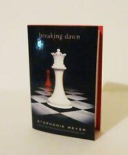 "Stephenie Meyer's  ""Breaking Dawn"" faux mini book for Tonner, 16"" dolls"