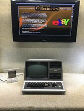 TRS-80 MODEL 3~48K~TESTED FOR POWER ON ~COLLECTABLE~FREE SHIP