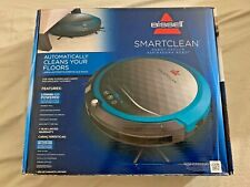 AS-IS BISSELL Smartclean Robotic Smart Vacuum Floor Care cleaning PLEASE READ