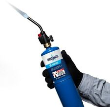 Self-Igniting Basic Torch Head PROPANE Welding Flame Bernzomatic WT2301 Tool