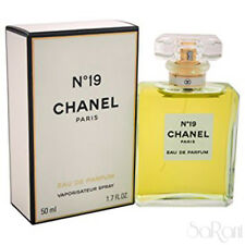 Profumo Donna Chanel n° 19 Paris Eau de Parfum Fragranza Spray 50 ml SARANI