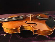 Italian Labeled Violin Gonzales Aurelio 1940