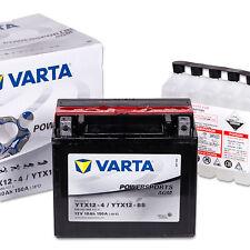 Starterbatterie AGM YTX12-BS - 12 V 10 Ah 150 A/EN Varta Powersports Motorrad