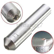2PCS Diameter 11mm Diamond Dresser Tapered Tip Grinding Disc Wheel Shaping Pen