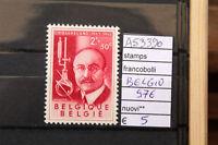 FRANCOBOLLI BELGIO NUOVI ** N. 976 (A53390)