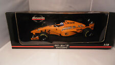 1:18 MINICHAMPS F1 McLAREN MERCEDES MP4/12 DAVID COULTHARD TEST CAR 1997 MINT