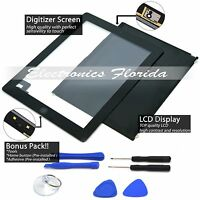 (LCD + Touch Screen Digitizer) Replacement For Apple iPad 2 Black / White