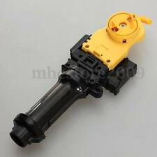 Metal Fusion Fight Masters Power Launcher Yellow + Launcher Grip W/40cm Line