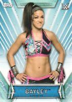 2019 Topps WWE Women's Division Wrestling #3 Bayley