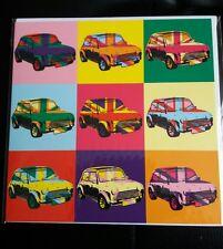 MINI Avant Garde VUOTO Saluti CARD 16 x 16cm