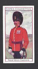 More details for cope - eminent british regiments (claret) - #2 royal welsh fusiliers
