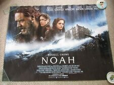 Noah - Genuine Film Quad Poster