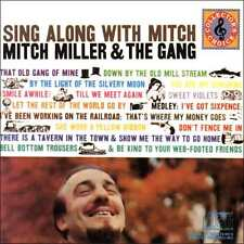 MITCH MILLER : SING ALONG WITH MITCH (CD) sealed