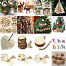 Lovely Christmas Party Hanging Decor Santa Claus Snowman Xmas Ornaments HOT