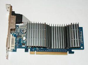 ASUS EN210 Silent DI/512M D2/LP  PCIEx HDMI/VGA/DVI Graphics Card
