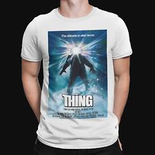 The Thing Shine T-Shirt - Retro - Designer - Horror - Film - Movie - TV - 80s 90