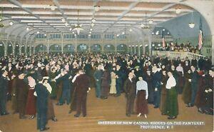 PROVIDENCE RI – Rhodes-On-The-Pawtuxet New Casino Interior