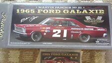 University of Racing Marvin Panch's #21 1965 Ford Galaxie (Autographed)