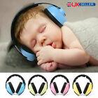Adjustable Folding Ear Defenders Children Baby Noise Reduction Protectors Kids