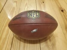 2016 Philadelphia Eagles Practice Used Ball Game Ready