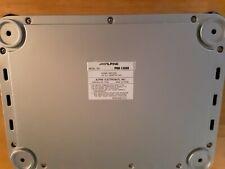 Alpine Pdx 1.600 amplifier