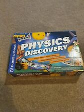 Physics Discovery Science Kit - 17 Experiments - Models - Construction - Learn