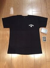 Jack Daniels T-Shirt Size Large + Playing Cards