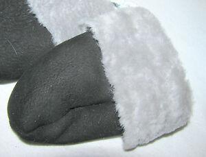 Kinder Walk Handschuhe Babyhandschuhe 100% Leder