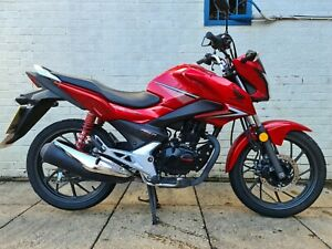 HONDA  CB125F GLR 125 2019 1 OWNER LOW MILES IN VERY GOOD CONDITION!