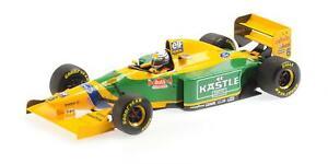 1:18 Minichamps Benetton Ford B193 Patrese 3Rd British F1 Gp 1993 110930906 Mode