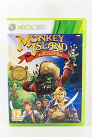 Monkey Island Special Edition Microsoft Xbox 360 Game UK PAL
