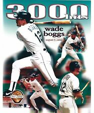 Wade Boggs 3000th Hit - August 7, 1999 - Ltd. Ed.   8x10 Photo