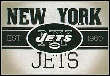 NEW YORK JETS VINTAGE TEAM LOGO FOOTBALL NFL DECAL STICKER~BOGO 25% OFF