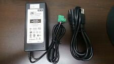 New Ac Adapter Model Zw12V6A25Rd W/ Howder Hd-515 Terminal Block