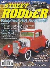 Street Rodder magazine Shops Custom radiator design Buick Mercury Roadster Show