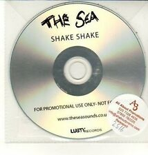 (DC806) The Sea, Shake Shake - DJ CD