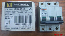 Square D Mg24141 C60N 2 Amp 480 Volt Circuit Breaker