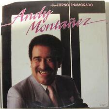 Andy Montanez El Eterno Enamorado Salsa 1988 TH RODVEN Puerto Rico NMINT